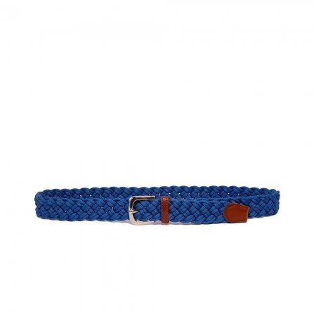 Dulce-Belt-Kids-Braided-Blue