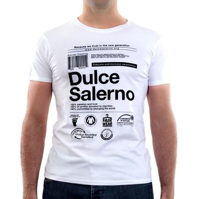 DULCE SALERNO TEE <br> UNISEX SLIM CUT JERSEY